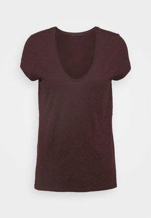 AVIVI - Basic T-shirt - rot