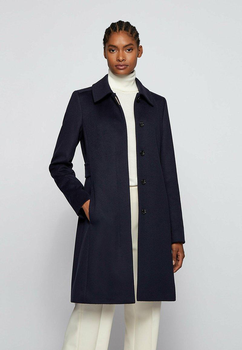 BOSS - CASENA - Manteau classique - open blue