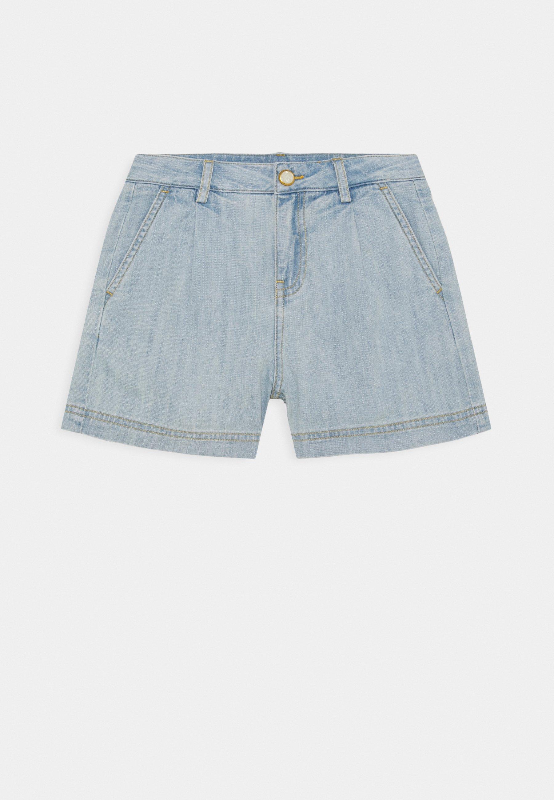 Kids BLAUW BOYFRIEND - Denim shorts