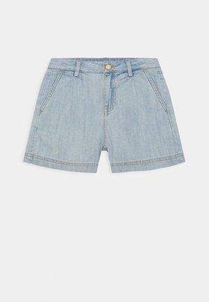 BLAUW BOYFRIEND - Jeansshort - washed indigo