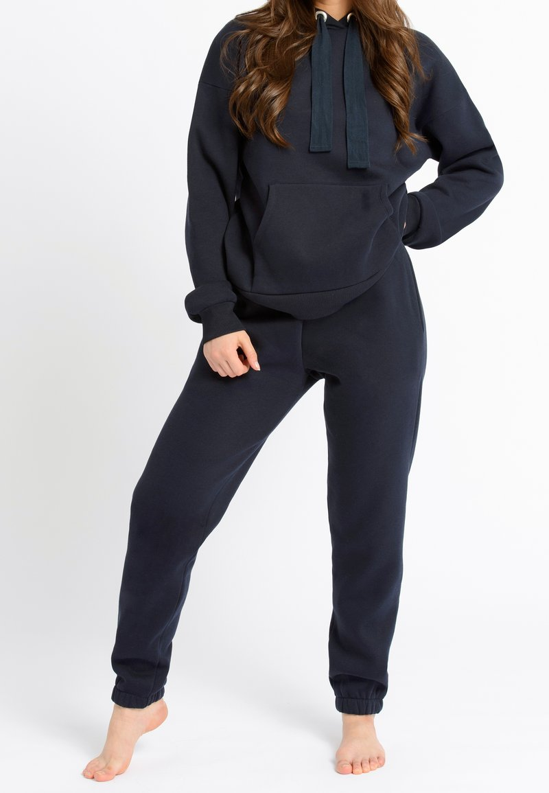 Chelsea Peers - NYC LOUNGE - Tracksuit bottoms - navy