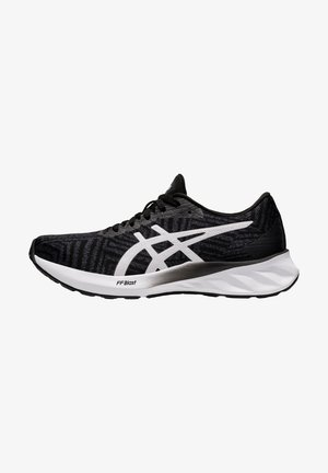 ROADBLAST - Neutral running shoes - black/white