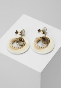 Konplott - MASSAI GOES FISHING - Earrings - gold-coloured - 0