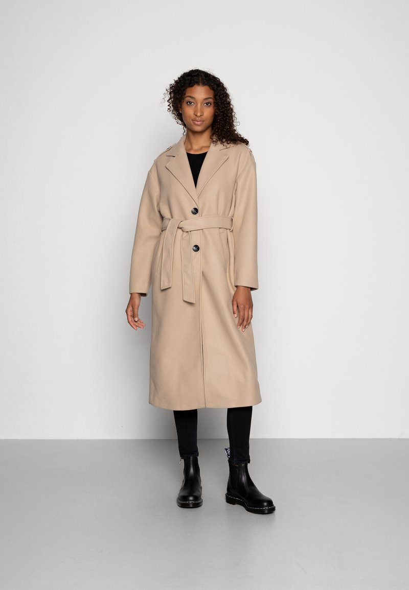 ONLY - ONLEMMA - Trenchcoat - humus
