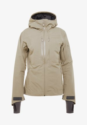 LOFOTEN GORE-TEXINSULATED JACKET - Skijacke - tan