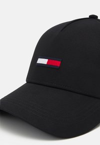 Tommy Jeans - FLAG UNISEX - Cappellino - black - 3