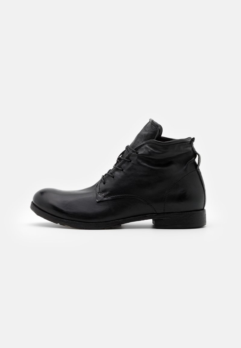 A.S.98 - CLASH - Lace-up ankle boots - nero