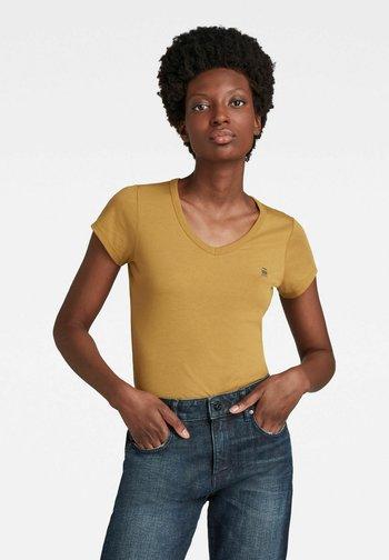 EYBEN - Basic T-shirt - toasted