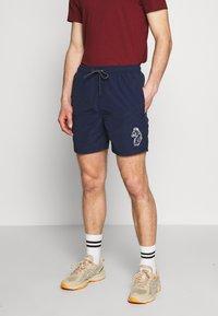 Luke 1977 - FUSE - Shorts - navy - 0