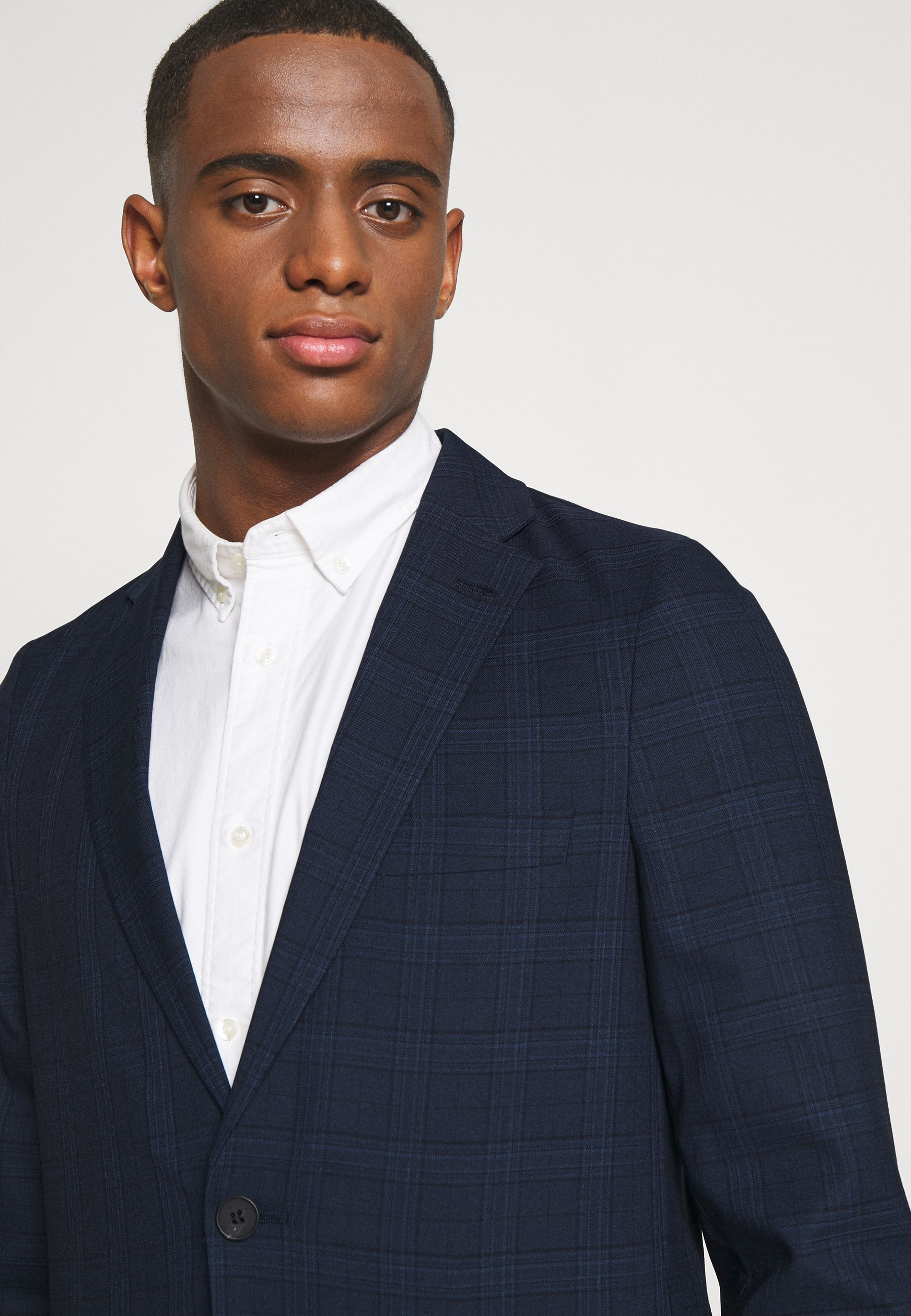 Homme BLUE CHECK - Costume