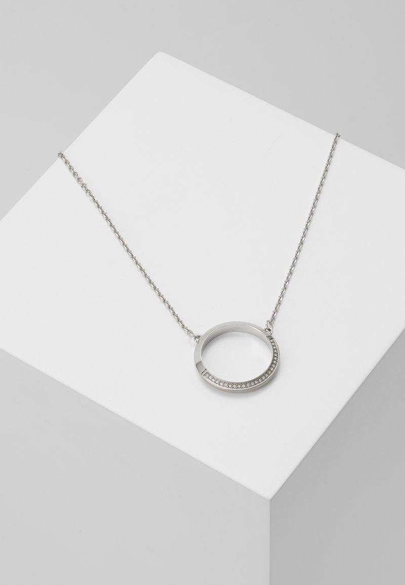 BOSS - Náhrdelník - silver-coloured
