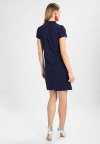 GANT - Day dress - evening blue - 3