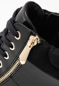 ALDO Wide Fit - AILANNA WIDE FIT - Sneakers basse - black - 2