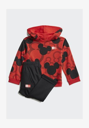 DISNEY MICKEY MOUSE JOGGER - Tracksuit - red