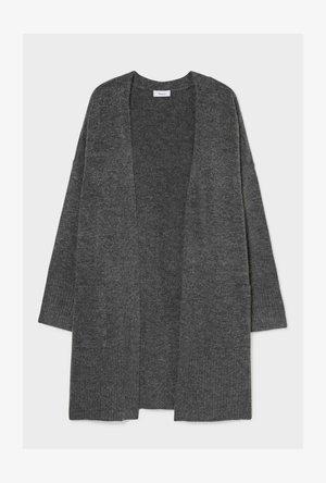 Cardigan - dark gray
