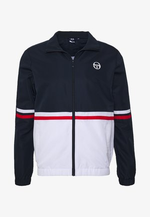 FELIX TRACKTOP - Training jacket - navy/white/vintage red