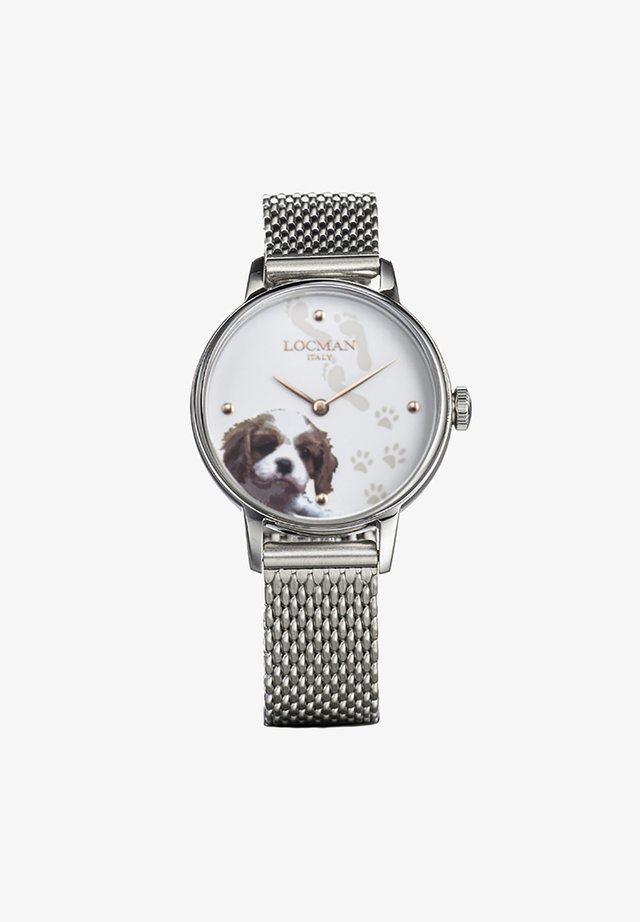 ITALY FANTASY DOG - Horloge - silber
