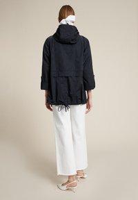 Luisa Spagnoli - VARIEGATO - Summer jacket - blu - 2