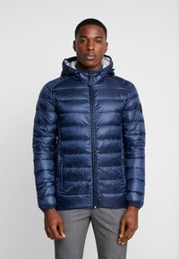 Only & Sons - ONSFAVOUR - Down jacket - dress blues - 0