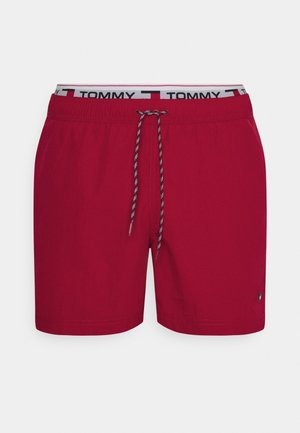 LOGOLINE MEDIUM DRAWSTRING - Short de bain - red