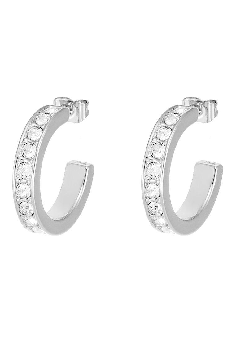 Ted Baker Seannia Hoop Earring - Ohrringe Silver-coloured/silber