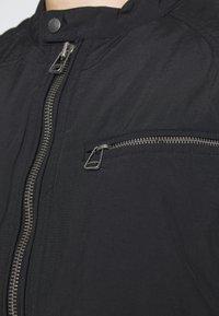 Pepe Jeans - JORDAN - Summer jacket - black - 4