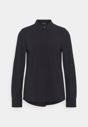 BLOUSE LONG SLEEVE - Blouse - dark atlantic