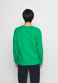 Tommy Hilfiger - RELAXED SCRIPT - Sweatshirt - primary green - 2
