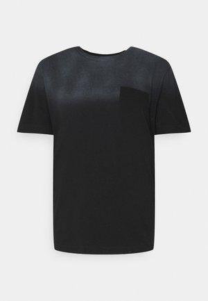 APOLLON - Print T-shirt - black