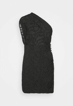 ROXANIE DRESS - Kotelomekko - black