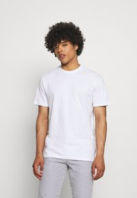 Only & Sons - ONSARNE LIFE TEE - Printtipaita - white - 2