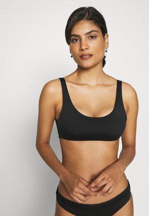 ANEMONE SWIM - Bikini top - black