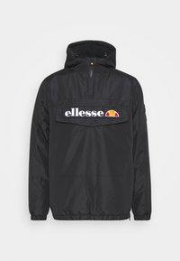 Ellesse - MONTERINI - Winter jacket - black - 0