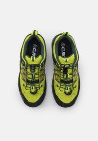 CMP - KIDS RIGEL LOW SHOE WP UNISEX - Hiking shoes - energy jungle - 3