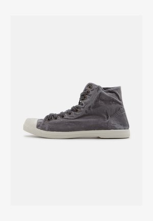 High-top trainers - gris
