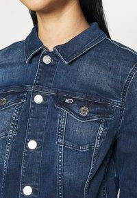 Tommy Jeans - VIVIANNE SLIM TRUCKER - Denim jacket - denim - 4