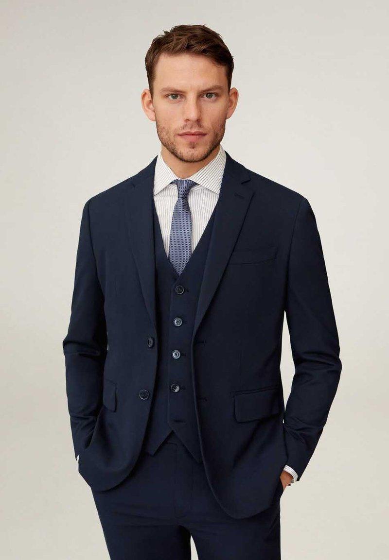 Mango - BRASILIA - Suit jacket - marineblauw