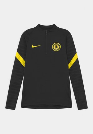 CHELSEA LONDON UNISEX - Klubtrøjer - black/opti yellow