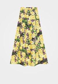 Gestuz - CASSIAGZ SKIRT  - A-line skirt - yellow - 3