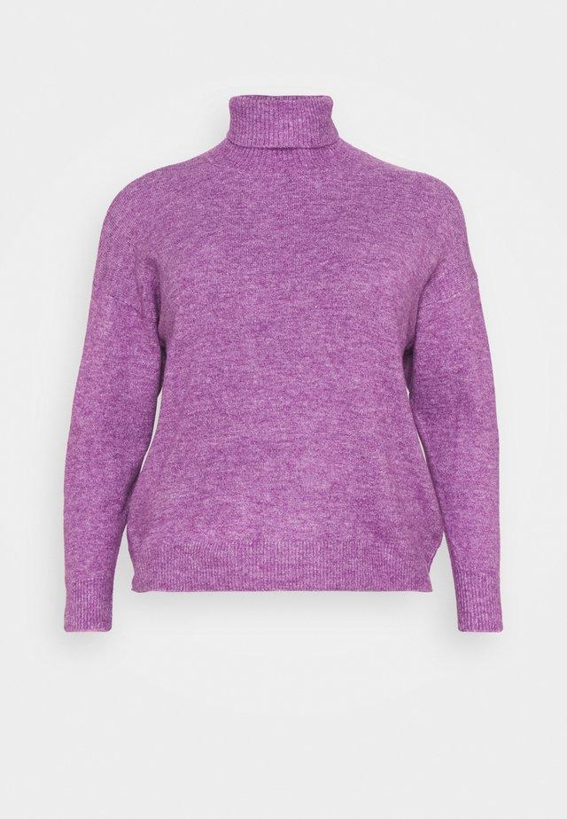 JUMPER - Neule - violet