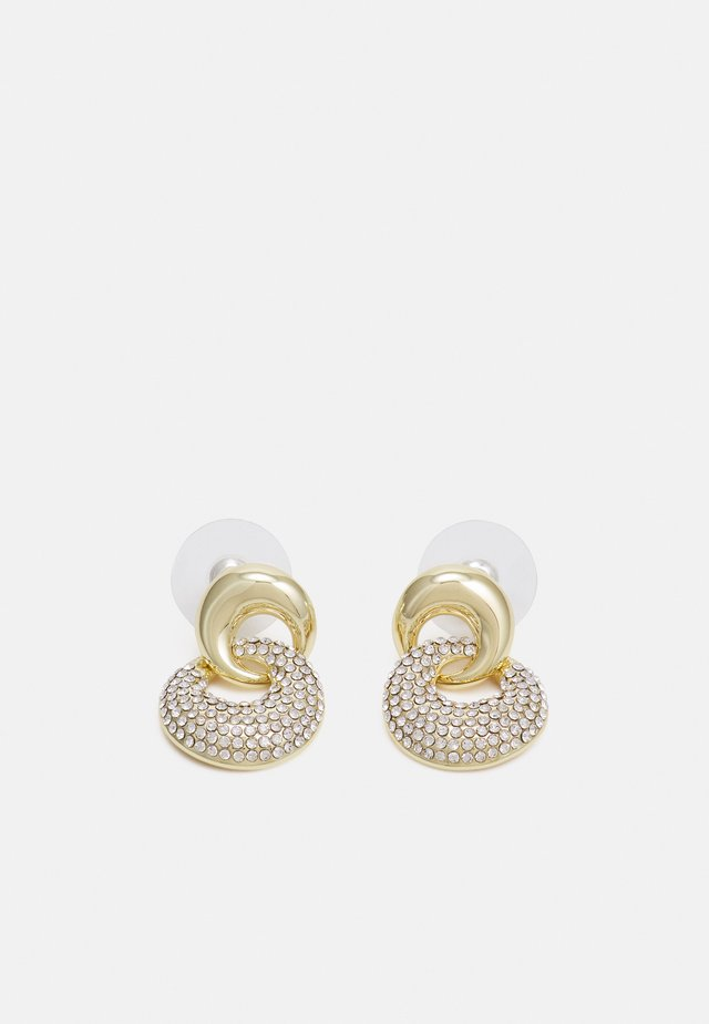 ANGLAIS SHORT - Earrings - gold-coloured