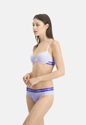 2 PACK - Slip - purple