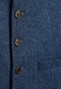 Next - BLEND WAISTCOAT - Vesta do obleku - mottled blue - 4