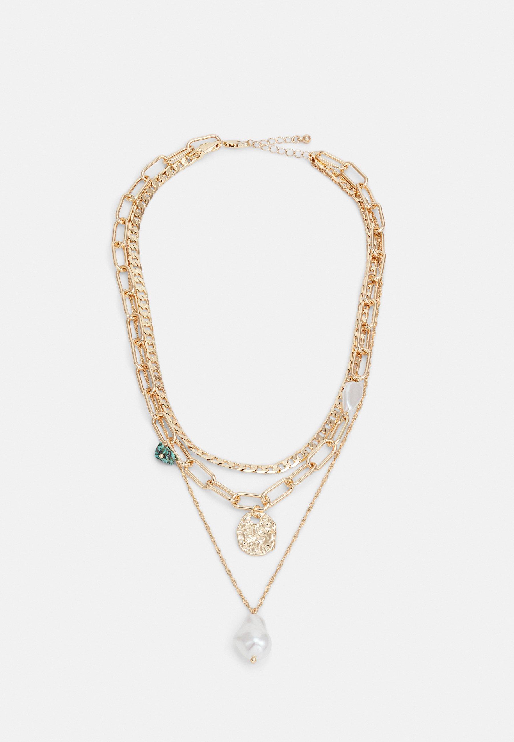 Women PCACACIE COMBI NECKLACE - Necklace