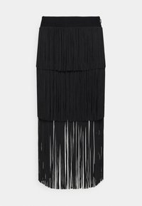 Hervé Léger - Pencil skirt - black - 4