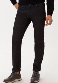 BRAX - STYLE CADIZ C - Trousers - anthra - 0