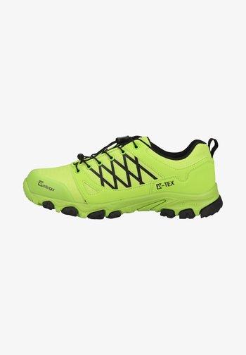 Hiking shoes - lime