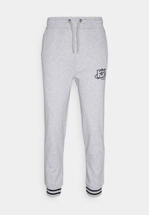SCRIPT JOGGER - Pantaloni sportivi - grey