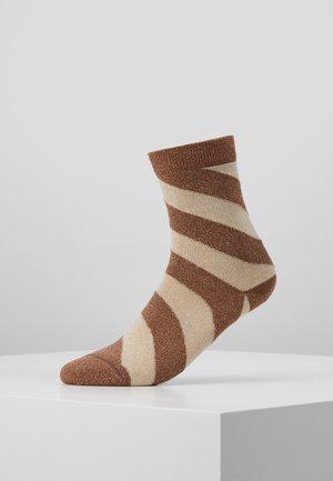 MARIA ROSE - Socks - gold