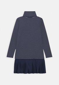 Polo Ralph Lauren - TURTLENECK DRESSES - Jersey dress - french navy - 1